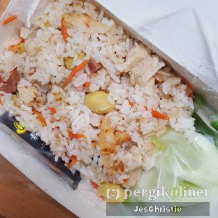 Foto 2 - Makanan(Nasi Goreng Vegetus) di Vegetus Vegetarian oleh JC Wen