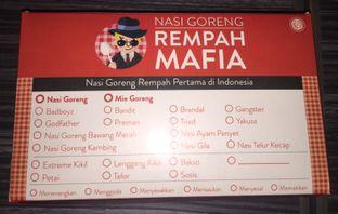 Foto 2 - Menu di Nasi Goreng Mafia oleh Andrika Nadia