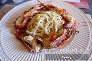 Foto 7 - Makanan(Lobster Spaghetti) di Mangiamo Buffet Italiano oleh Audry Arifin @thehungrydentist
