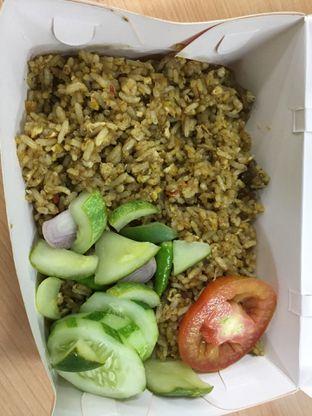 Foto 2 - Makanan di Nasi Goreng Kebuli Apjay Pak Ivan oleh Yohanacandra (@kulinerkapandiet)