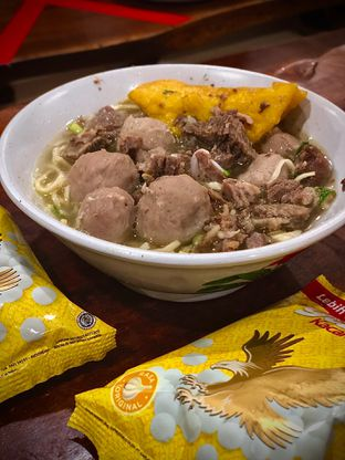 Foto 1 - Makanan(sanitize(image.caption)) di Bakso Mantep Gunung Giri Solo oleh Fadhlur Rohman