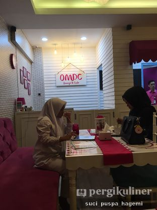 Foto review OMDC Lounge & Cafe oleh Suci Puspa Hagemi 8