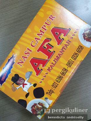 Foto 1 - Makanan di Nasi Campur AFA Kalimantan oleh ig: @andriselly