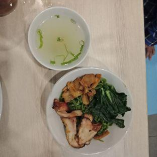 Foto 8 - Makanan(Mie ijo ayam Kyoto) di Chopstix oleh Elena Kartika