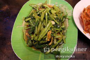 Foto 3 - Makanan(cah kangkung) di Kepiting Cak Gundul 1992 oleh diarysivika