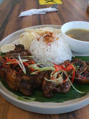 Foto 2 - Makanan(Buntut Bakar Nini) di Baparapi Kopi oleh Anggi Mahindrasari