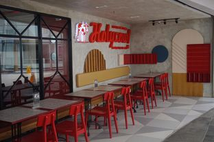 Foto 7 - Interior di Steak Hotel by Holycow! oleh yudistira ishak abrar