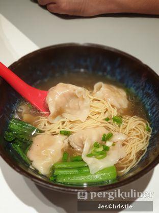 Foto 2 - Makanan( HK Wanton Noodle (Soup)) di Hongkong Sheng Kee Dessert oleh JC Wen