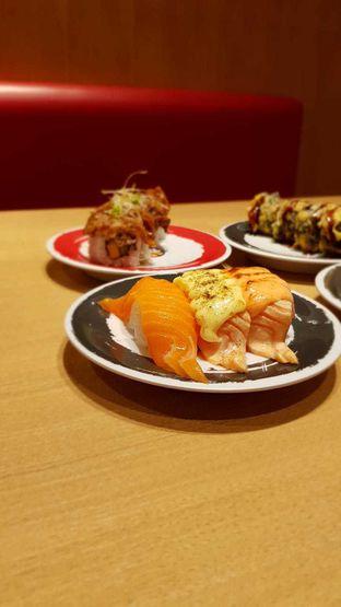 Foto 3 - Makanan di Genki Sushi oleh @qluvfood