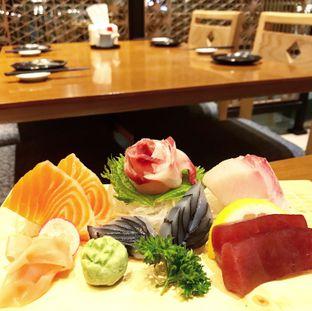Foto 8 - Makanan(Sashimi Mori Matsu) di Sushi Matsu - Hotel Cemara oleh Cindy Moeis