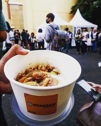 Foto Makanan di Kare Stop Oyajisan
