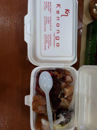 Foto Makanan di Kedai Kenanga
