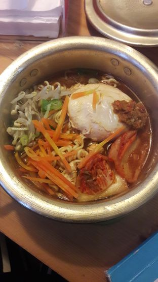 Foto 2 - Makanan di Chingu Korean Fan Cafe oleh Widya WeDe