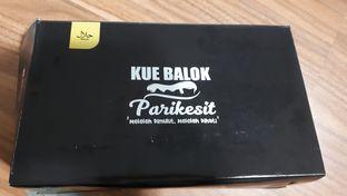 Foto review Kue Balok Parikesit oleh Susy Tanuwidjaya 2