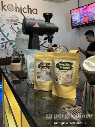 Foto review Kohicha Cafe oleh Biergita Avrilian 2
