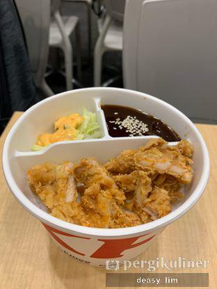 Foto review KFC oleh Deasy Lim 2