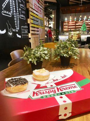 Foto 29 - Makanan di Krispy Kreme Cafe oleh Prido ZH