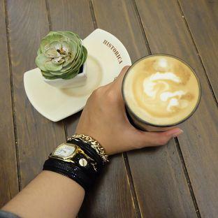 Foto 1 - Makanan(Cafe latte) di Historica oleh Rima K. Wardhani
