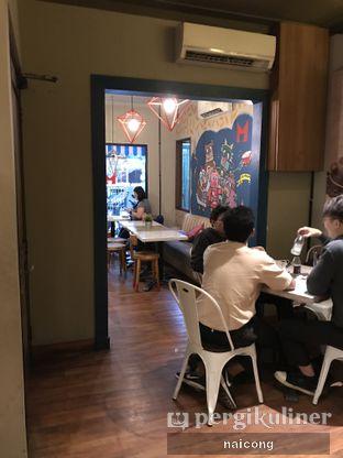 Foto 3 - Interior di Kopium Artisan Coffee oleh Icong
