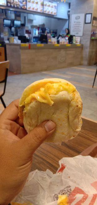 Foto review Burger King oleh Naya Hoerairi 1