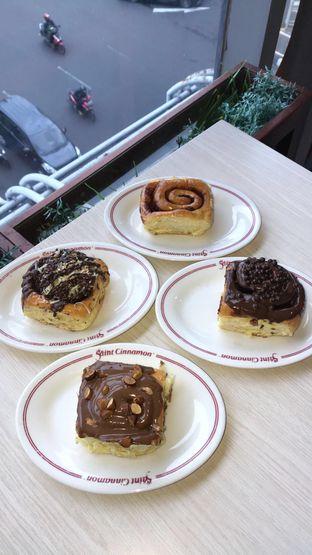 Foto review Saint Cinnamon & Coffee oleh Jennifer Intan 1