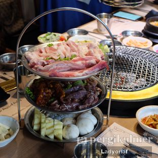 Foto 8 - Makanan di Magal Korean BBQ oleh Ladyonaf @placetogoandeat