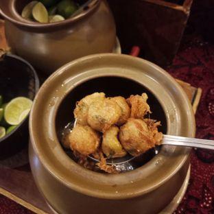 Foto 3 - Makanan(Perkedel mini) di Arumanis - Bumi Surabaya City Resort oleh Fensi Safan