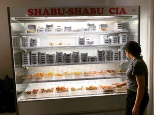 Foto 1 - Makanan di Shabu - Shabu Cia oleh Riani Rin