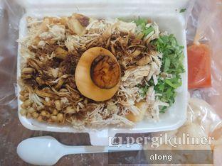 Foto 7 - Makanan(Bubur Lengkap) di Bubur Ayam Bandung Pajajaran oleh #alongnyampah