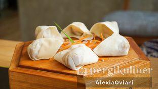 Foto 4 - Makanan(PORK & SHRIMP WONTON) di Lao Lao Huo Guo oleh @gakenyangkenyang - AlexiaOviani