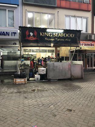 Foto 8 - Eksterior di King Seafood oleh Nanakoot