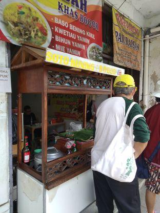 Foto 9 - Interior di Soto Kuning Bogor Pak Yusup oleh deasy foodie