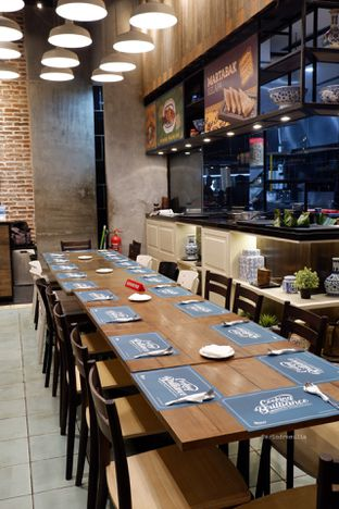 Foto 16 - Interior di Marco by Chef Marco Lim oleh Indra Mulia