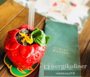 Foto 8 - Makanan(strawberry fizz refresher) di Social Garden oleh Sienna Paramitha