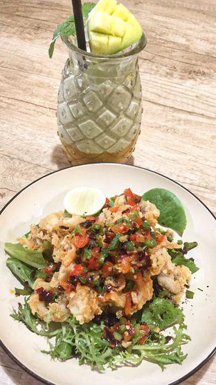 Foto 2 - Makanan(Gremolata Crumbed Calamary) di Havana Kitchen oleh Silvia Dwiyanti