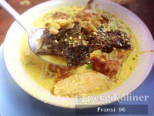 Foto 2 - Makanan di Soto Kuning Bogor Pak Yusup oleh Fransiscus