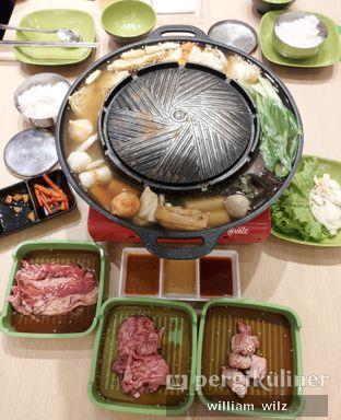 Foto 1 - Makanan di Deuseyo Korean BBQ oleh William Wilz