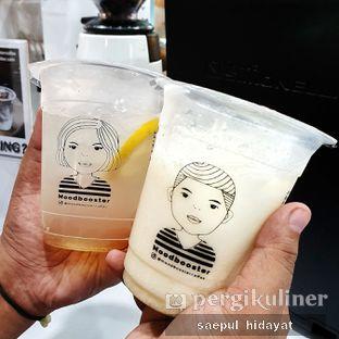 Foto 1 - Makanan(Honey Yuzu dan Yakult Yuzu) di Moodbooster oleh Saepul Hidayat