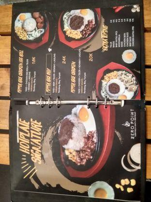Foto 4 - Menu di Zero Point oleh Kuliner Addict Bandung