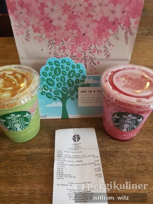 Foto review Starbucks Coffee oleh William Wilz 2