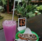Foto Grape yogurt juice & Pisang Keju  di Yoghurt Cisangkuy