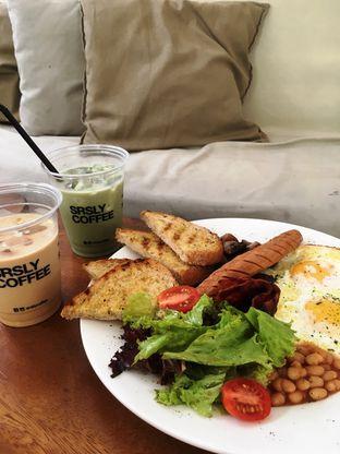 Foto 30 - Makanan di SRSLY Coffee oleh Prido ZH