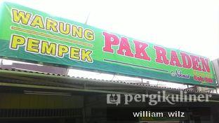 Foto 7 - Eksterior di Pempek Pak Raden oleh William Wilz