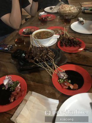 Foto 2 - Makanan di Warung Sate Shinta oleh Icong