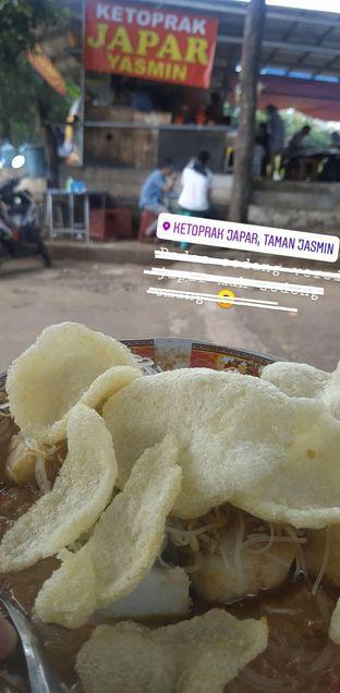 Foto - Makanan di Ketoprak Japar oleh Keinanda Alam