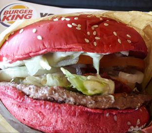 Foto review Burger King oleh Pine Josephina 1