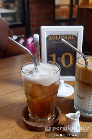 Foto 7 - Makanan(Lychee Iced Tea) di Kolonial Bistro & Roastery oleh Shella Anastasia