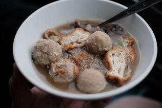 Foto Makanan di Bakso So'un & Mie Ayam TTD.47