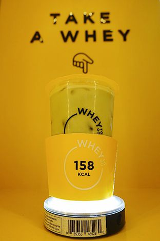 Foto review Whey To Go oleh iminggie 1