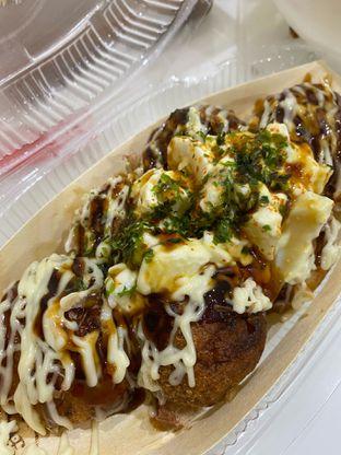 Foto 1 - Makanan di Gindaco oleh Duolaparr